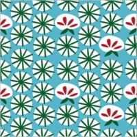 Vinyle adhésif </br> Décoration GREEN PAVOT