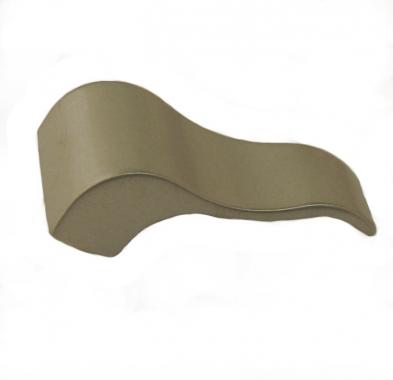 bouton de porte et tiroir de meuble design en zamak entraxe 15mm ... - Bouton De Meuble Design