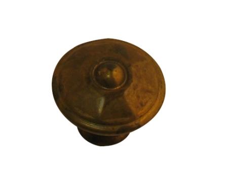 Bouton de porte et tiroir de meuble en laiton 30mm ancien poign e de porte - Bouton de porte de placard ...