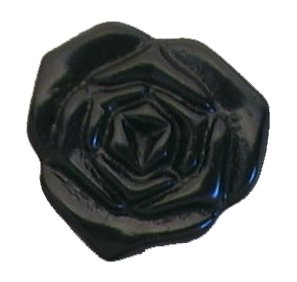 Bouton De Porte Et Tiroir De Meuble En Aluminium Noir 40