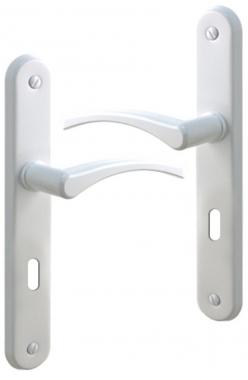 poign e de porte int rieure design en aluminium laqu. Black Bedroom Furniture Sets. Home Design Ideas