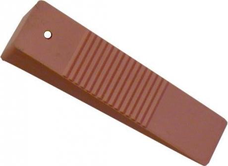 bloque porte texas en caoutchouc marron bouton et poign e de meuble. Black Bedroom Furniture Sets. Home Design Ideas