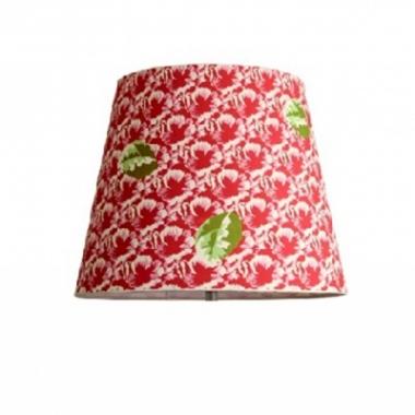 abat jour conique 17cm d coration red light ouvre et d co. Black Bedroom Furniture Sets. Home Design Ideas
