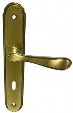Poign e de porte int rieure classique pas cher en zamak - Poignee de meuble pas cher ...