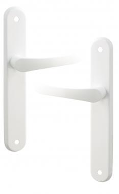 Poign es de porte int rieure pas cher design en aluminium - Poignee de porte design pas cher ...