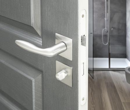 rosaces carr de poign e de porte int rieure velox fix. Black Bedroom Furniture Sets. Home Design Ideas