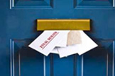 Poign es et boutons de portes et fen tres l 39 achat malin de vos ensembles - Boite aux lettres sur porte d entree ...