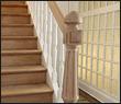 Boule pour rampe d'escalier