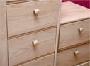 Boutons de portes et tiroirs de meubles de placards